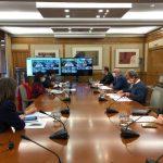 Reunión del Consejo Interterritorial
