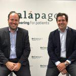 Fernando Osorio y Carlos Hoyos, de Galápagos España