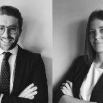 Jorge Murillo y Lourdes Aguirre, abogados de DAC BEACHCROFT