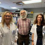 Nuria Garcia de la Torre, Alfonso L Calle Pascual y Ana Barabash, investigadores del CIBERDEM