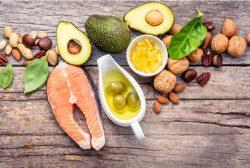 comidas altas ácidos grasos