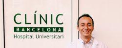 Clemente García, psiquiatra de la Unidad de Esquizofrenia del Hospital Clínic de Barcelona