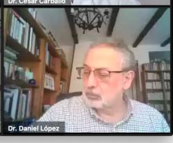 El epidemiólogo López Acuña