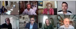 expertos en el encuentro de la ANIS