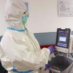 esterilizar equipos de protección personal