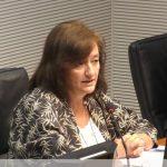 Cristina Herrero, presidenta de la AIReF, ha hablado del gasto en la farmacia hospitalaria.