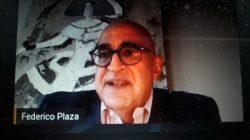 Federico Plaza en el encuentro de salud digital Bamberg