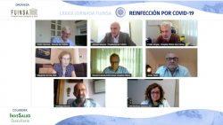 Jornada Fuinsa sobre las reinfecciones por la COVID-19