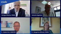 debate del sector de la tecnología sanitaria sobre su aportación en la pandemia