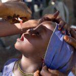 propagación de la polio