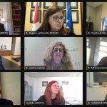 Participantes encuentro salud digital Bamberg