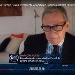 Ramón Reyes ha hablado del paciente con cáncer.