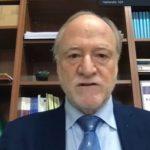 Los reumatólogos abordan la incidencia de la COVID-19, según anuncia el presidente de la SER.