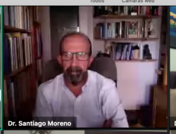 el doctor Santiago Moreno