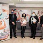 AMA Vida firma poliza con Enfermeria Lugo