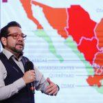 Ricardo Cortés Alcalá trató sobre la COVID-19 en México