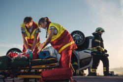 Los intensivistas defienden el uso del ácido tranexámico en accidentes de tráfico