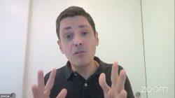 José Luis Jiménez Palacios ha hablado del contagio por aerosoles.