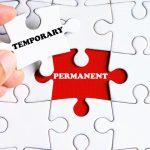 incremento de plantillas tasa temporalidad