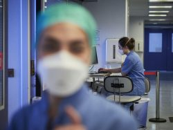 enfermeras de urgencias