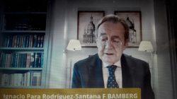 Ignacio Para, en la clausura del evento