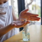 La higiene infantil previene de patologías infecciosas.