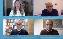 participantes en el encuentro sobre enfermedades no-COVID