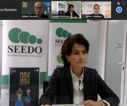 Susana Monereo, secretaria de la SEEDO