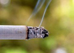 humo del tabaco