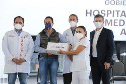 Fórmula mexicana recibe protocolo clínico como coadyuvante en tratamiento de COVID-19