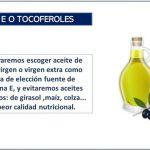 Vitamina E aceites esenciales