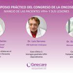 ponentes del webinar sobre VPH+