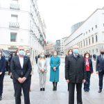 Homenaje a los médicos fallecidos en la sede de la OMC