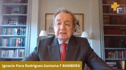 Ignacio Para, presidente de la Fundación Bamberg