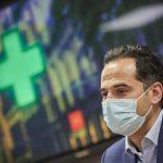 Ignacio Aguado, vicepresidente de la Comunidad de Madrid, ha confirmado que se podrán hacer los test de antígenos en las farmacias de Madrid