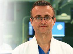 Iván Núñez, cardiólogo del Clínico de Madrid, explica los factores de mortalidad por COVID-19.