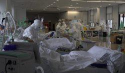 La pandemia sigue descontrolada a nivel mundial