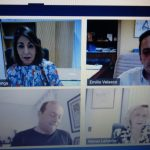 primera ponencia Aula Virtual SEDAP