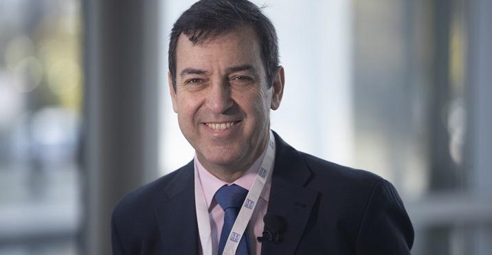 Ramón García Sanz, presidente de la SEHH.
