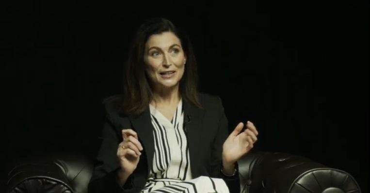 Raquel Yotti, durante su intervención.
