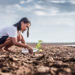 El cambio climático contribuye a la malnutrición infantil