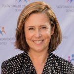 Carina Escobar pide la vacuna COVID para pacientes crónicos