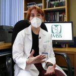 Mardia López Alarcón, jefa de la Unidad de Investigación Médica en Nutrición del Hospital de Pediatría del Centro Médico Nacional Siglo XXI, habla sobre la importancia de la vitamina D