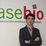 Ion Arocena, director general de la Asociación Española de Bioempresas (AseBio).