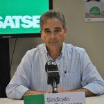 Manuel Cascos, de Satse, alerta del incremento de agresiones a profesionales sanitarios