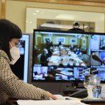 Carolina Darias ha presentado la actualización de la Estrategia en Cáncer, que incide en la prevención