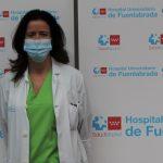 Cristina de Ancos, del Hospital de Fuenlabrada, investiga el manejo de la tromboprofilaxis en pacientes COVID-19