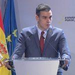 Pedro Sánchez, presidente del Gobierno, confía en cumplir el calendario vacunal