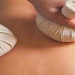 Nuevas pseudoterapias: dieta macrobiótica, masaje tailandés y magnetoterapia estática. Foto de recurso de una sesión de magnetoterapia