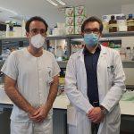 Foto de los 'mejores jóvenes investigadores', dos médicos del Hospital 12 de Octubre